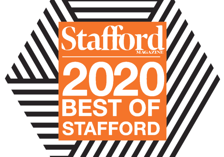 2020 Best of Stafford Award